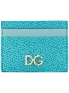 Dolce & Gabbana кошелек с металлическим логотипом