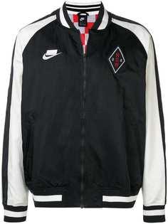 Nike куртка-бомбер с логотипом