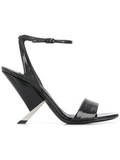 Casadei X Blade sandals