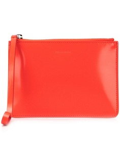 Jil Sander маленький кошелек с ремешком для руки