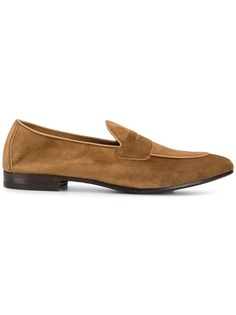 Henderson Baracco leather classic loafers