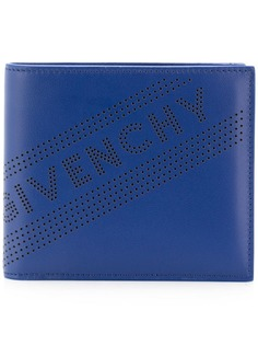 Givenchy perforated style wallet