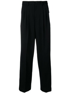 Issey Miyake Vintage брюки под смокинг