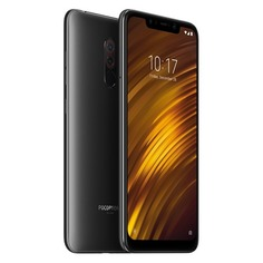 Смартфон XIAOMI Pocophone F1 128Gb, черный