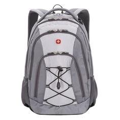 Рюкзак Wenger 11864415 темно-серый/светло-серый 33x45x19см 28л.