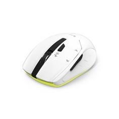 Мышь HAMA Milano оптическая беспроводная USB, белый [00182638]