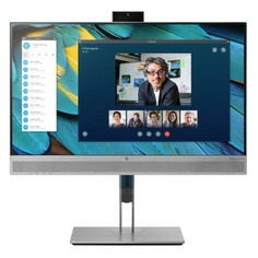 "Монитор HP EliteDisplay E243m 23.8"", серебристый [1fh48aa]"