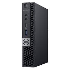 ПК Dell Optiplex 5060 Micro i3 8100T/4Gb/SSD128Gb/UHDG 630/W10ProSL64/kb/m/черный