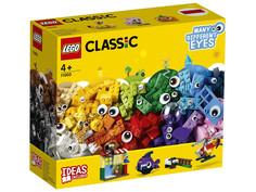 Конструктор Lego Classic Кубики и глазки 451 дет. 11003