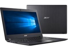 Ноутбук Acer Aspire A315-53-52LK Black NX.H38ER.003 (Intel Core i5-8250U 1.6 GHz/8192Mb/128Gb SSD/Intel HD Graphics/Wi-Fi/Bluetooth/Cam/15.6/1920x1080/Windows 10)