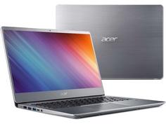 Ноутбук Acer Swift 3 SF314-54G-88BT Silver NX.GY0ER.006 (Intel Core i7-8550U 1.8 GHz/8192Mb/512Gb SSD/nVidia GeForce MX150 2048Mb/Wi-Fi/Bluetooth/Cam/14.0/1920x1080/Linux)