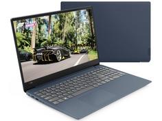 Ноутбук Lenovo IdeaPad 330s-15IKB 81F5017URU Blue (Intel Core i3-8130U 2.2GHz/6144Gb/256Gb SSD/GMA HD/Wi-Fi/Bluetooth/Cam/15.6/1920x1080/Windows 10)