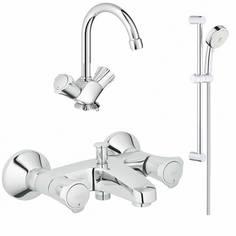 Готовый комплект для ванной комнаты GROHE Costa L (NB0008-2)