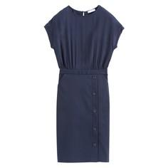 Платье прямое облегающее La Redoute Collections