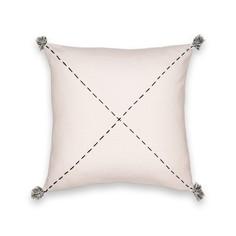 Чехол на подушку-валик с ручной вышивкой, Girandole Am.Pm.