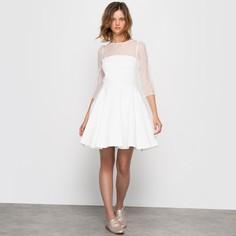 Платье свадебное короткое La Redoute Collections