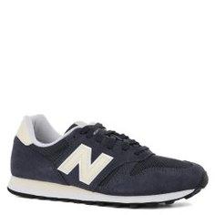 Кроссовки NEW BALANCE WL373 темно-синий