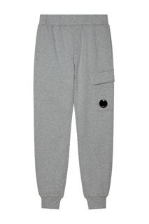 Спортивные брюки с накладным карманом и линзой C.P. Company