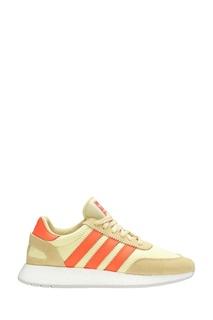 Оранжево-желтые кроссовки I-5923 Runner Adidas