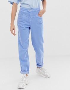 Синие джинсы в винтажном стиле ASOS DESIGN Ritson - Мульти