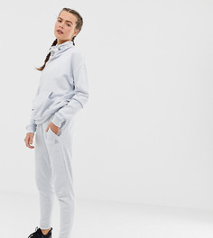 Белые свободные спортивные штаны Reebok - Белый