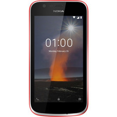 Смартфон Nokia 1 DS TA-1047 Warm Red