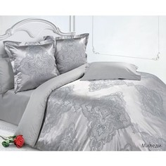 Комплект постельного белья Ecotex 2-х сп, сатин-жаккард, Миледи (4650074952451)