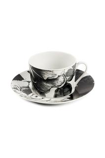 Чашка с блюдцем чайная 220 мл La Rose des Sables