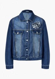 Для девочек джинсовые куртки