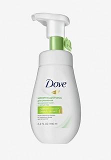 Мусс для умывания Dove матирующий, 160 мл