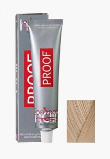 Краска для волос Sofiprofi PROOF 60мл 8.0 светло-русый натуральный PROOF 60мл 8.0 светло-русый натуральный