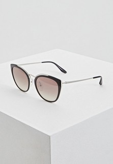 Очки солнцезащитные Prada PR 20US 4BK5O0