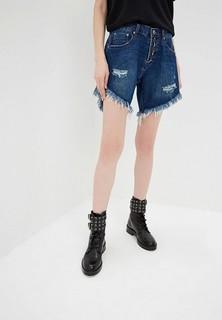 Шорты джинсовые One Teaspoon FRANKIES LONG LENGTH