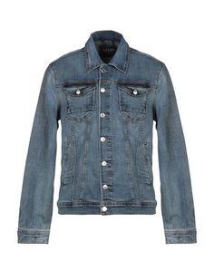 029933ff496 Мужские куртки и пальто джинсовые – купить в интернет-магазине ...