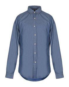 Джинсовая рубашка Portofiori