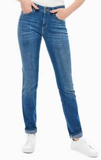 Зауженные синие джинсы Body Bespoke Wrangler