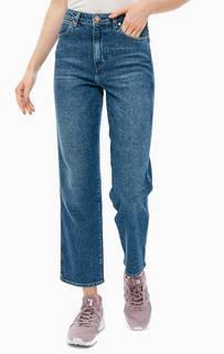 Укороченные джинсы с заломами Retro-Straight Wrangler