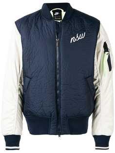 Nike куртка-бомбер NSW