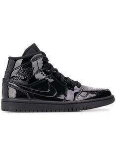 Nike высокие кроссовки Air Jordan 1 Mid