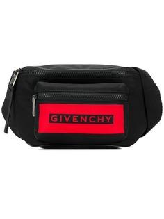 Givenchy logo bum bag