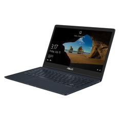 """Ноутбук ASUS Zenbook UX331UA-EG005, 13.3"""", IPS, Intel Core i5 8250U 1.6ГГц, 8Гб, 256Гб SSD, Intel UHD Graphics 620, Endless, 90NB0GZ1-M05310, темно-синий"""