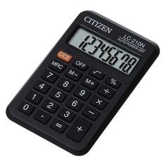 Калькулятор CITIZEN LC210NR, 8-разрядный, черный