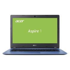 "Ноутбук ACER Aspire A114-32-C5YX, 14"", Intel Celeron N4000 1.1ГГц, 4Гб, 32Гб eMMC, Intel UHD Graphics 600, Windows 10, NX.GW9ER.002, синий"
