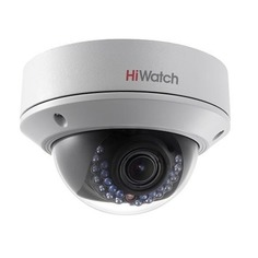 Видеокамера IP HIKVISION HiWatch DS-I128, 2.8 - 12 мм, белый