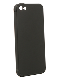 Аксессуар Чехол для APPLE iPhone 5/5S/5SE Innovation Matte Black 13311