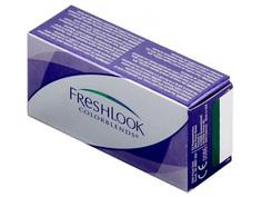 Контактные линзы Alcon FreshLook ColorBlends 2 (2 линзы / 8.6 / 0) Brilliant Blue