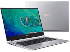 Ноутбук Acer Swift 3 SF314-55G-53B0 Silver NX.H3UER.001 (Intel Core i5-8265U 1.6 GHz/8192Mb/256Gb SSD/nVidia GeForce MX150 2048Mb/Wi-Fi/Bluetooth/Cam/14.0/1920x1080/Linux)