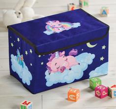 Короб для игрушек Школа талантов Волшебная ночь 3818378