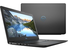Ноутбук Dell G3 3579 Black G315-7237 (Intel Core i7-8750H 2.2 GHz/8192Mb/1000Gb+128Gb SSD/nVidia GeForce GTX 1050Ti 4096Mb/Wi-Fi/Bluetooth/Cam/15.6/1920x1080/Linux)