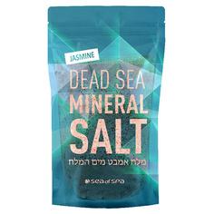 Соль для ванн SEA OF SPA минеральная Мертвого моря Жасмин 500 г